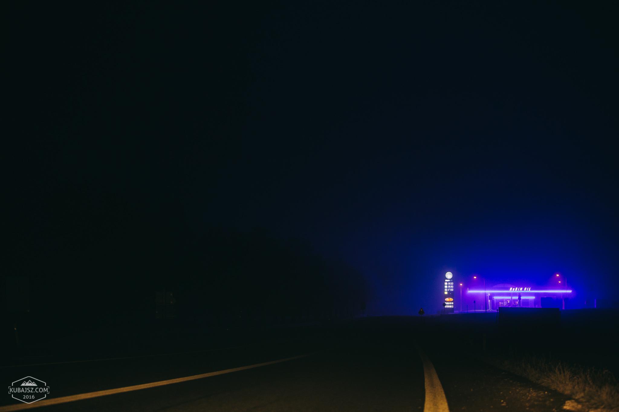 Cesta na Šumavu